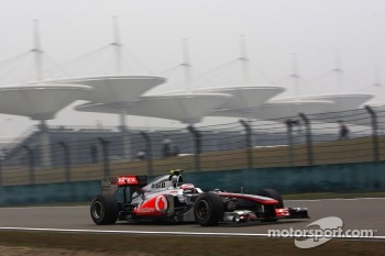 Button happy with qualifying result