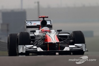Narain Karthikeyan, Hispania Racing Team, HRT