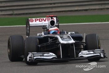 Williams' worst start to a new season since 1979