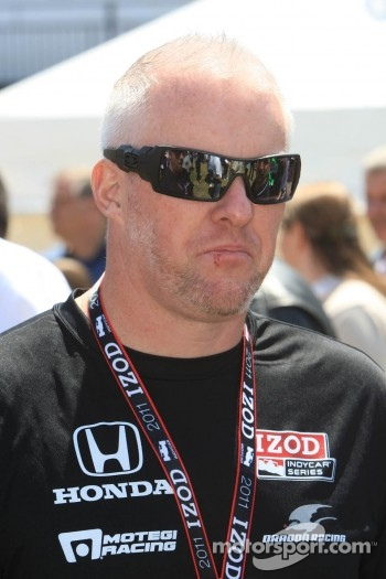 Media luncheon: Paul Tracy