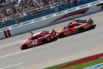 Juan Pablo Montoya, Earnhardt Ganassi Racing Chevrolet, Jamie McMurray, Earnhardt Ganassi Racing Chevrolet