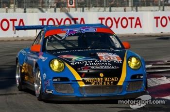 #68 TRG Porsche 911 GT3 Cup: Dion von Moltke, Brendan Gaughan