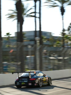 #23 Alex Job Racing Porsche 911 GT3 Cup: Bill Sweedler, Leh Keen