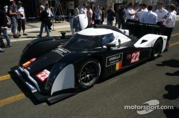 #22 Kronos Racing Lola Aston Martin