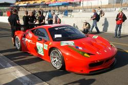 #58 Luxury Racing Ferrari 458 Italia