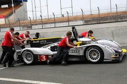 #3 Audi Sport Team Joest Audi R18 TDI