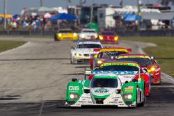 #016 Dyson Racing Team Lola B09/86: Chris Dyson, Guy Smith, Jay Cochran