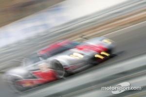 #68 Robertson Racing Ford GT-Doran: David Robertson, Andrea Robertson, Boris Said