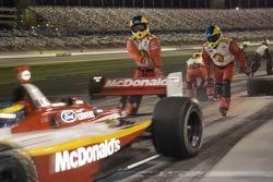 Last pitstop for Sébastien Bourdais