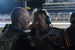 Paul Tracy explains his side of Bourdais collision to Chris McClure