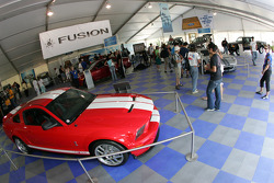 Ford display area at Circuit Gilles-Villeneuve