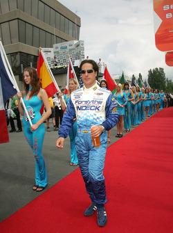Drivers presentation: Mario Dominguez