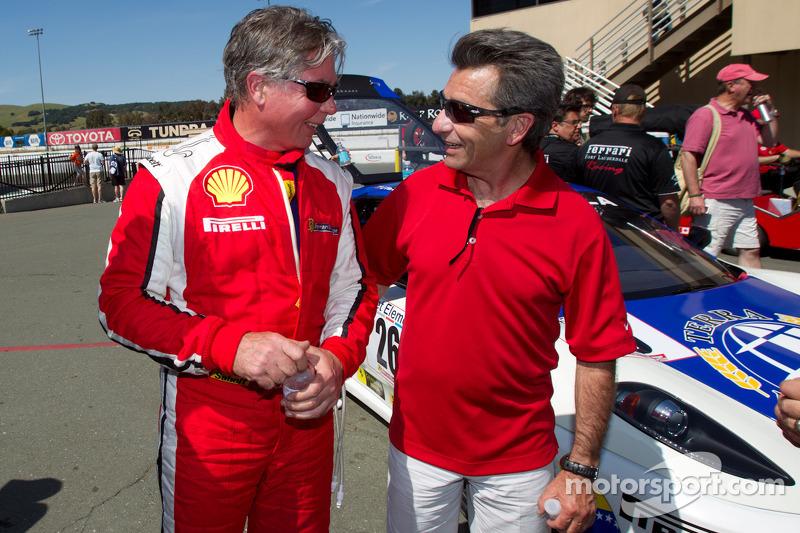#454 Ferrari of Ft. Lauderdale Ferrari F430 Challenge: Rob Metka and Richard Spénard