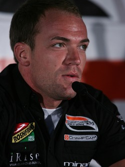 Press conference: Robert Doornbos