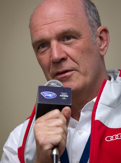 ILMC press conference: Dr. Wolfgang Ullrich