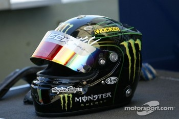 Paul Tracy's Helmet