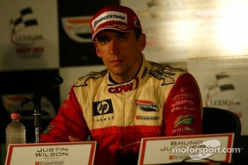 Press conference: Justin Wilson (RuSport)