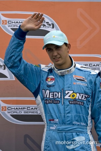 Meet the driver: Graham Rahal