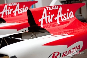 Air Asia body work
