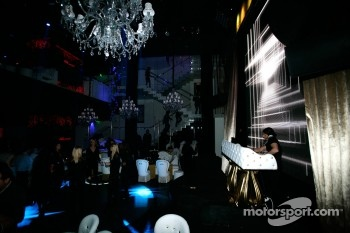 GP2 launch party, Billionaire Istanbul: Dance floor