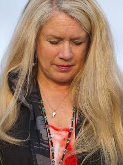 Carl Edwards' mom