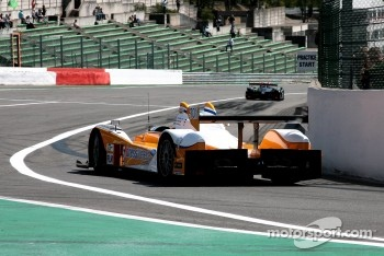 #95 Pegasus Racing Formula Le Mans Oreca-09: Mirco Schultis, Patrick Simon, Julien Schell