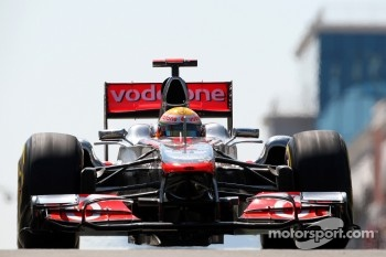 Lewis Hamilton, McLaren Mercedes, MP4-26