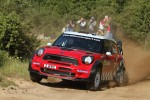 Kris Meeke and Paul Nagle, Mini John Cooper Works, MINI WRC Team