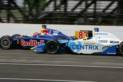 Patrick Carpentier and Bruno Junqueira