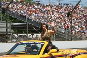 2005 Miss America Deidra Downs