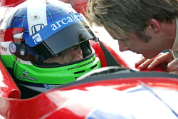 Dario Franchitti and Dan Wheldon