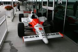 The 2006 championship car