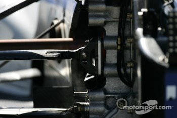 Detail of the Andretti Green Racing Dallara