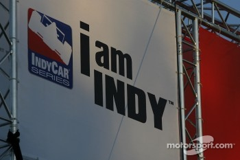 I am Indy signage