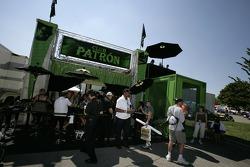 Rahal Letterman Racing hospitality