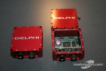 Delphi Accident Data Recorder