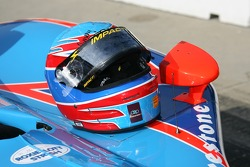 Helmet of Jimmy Kite