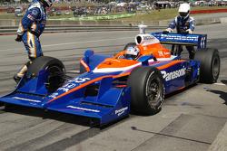 Kosuke Matsuura leaves to finish 12th