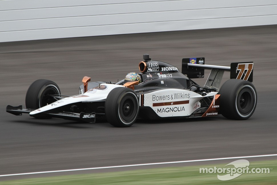 Alex Tagliani, Sam Schmidt Motorsports 