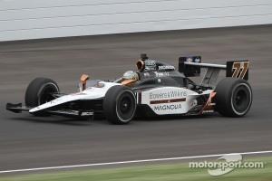 No. 77 Bowers & Wilkins, Sam Schmidt Motorsports