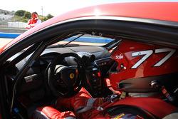 Ferrari FXX and 599xx demonstration cars