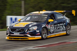 Alex Figgee, Volvo S60 AWD