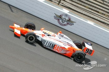 Dan Wheldon, Bryan Herta Autosport with Curb / Agajanian