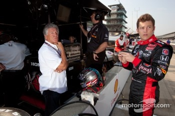 Mario Andretti and Marco Andretti, Andretti Autosport