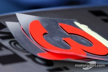 McLaren Mercedes, MP4-26, detail