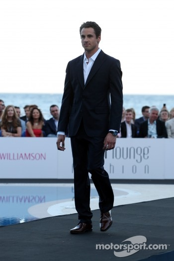 Adrian Sutil, Force India F1 Team, Amber Lounge Fashion