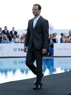 Vitantonio Liuzzi, Hispania Racing Team, HRT Amber Lounge Fashion
