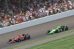 Marco Andretti, Andretti Autosport and Danica Patrick, Andretti Autosport