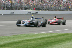 Tomas Scheckter, KV Racing Technology-SH Racing, Justin Wilson, Dreyer & Reinbold Racing
