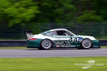 #44 Magnus Racing Porsche GT3: John Potter, Craig Stanton 